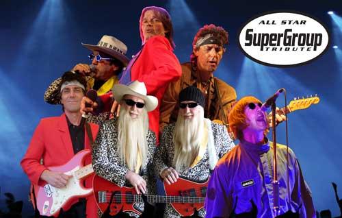 All Star SuperGroup Tribute Show Australia
