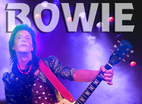 Major Tom - David Bowie Tribute Show Australia
