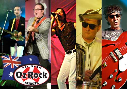 Australian Classic Rock Tribute - Oz Rock Aussie Tribute