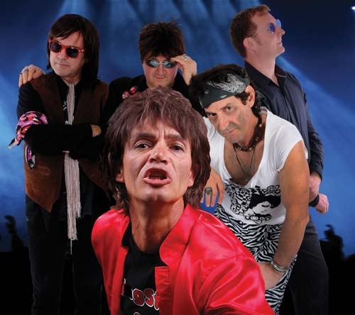 Rolling Stones Tribute Band Australia