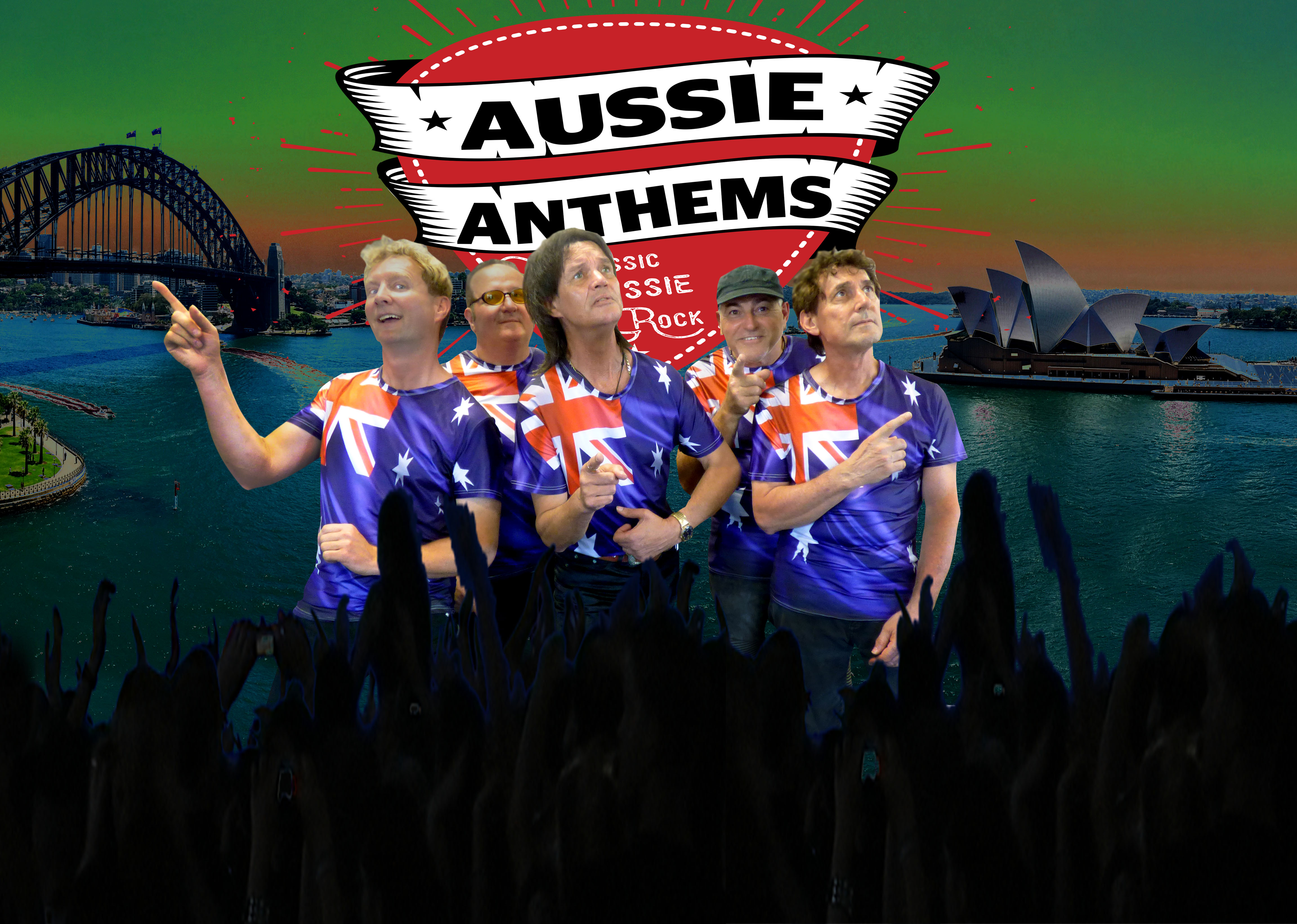 Classic Australian Rock Tribute Australia Day Entertainment