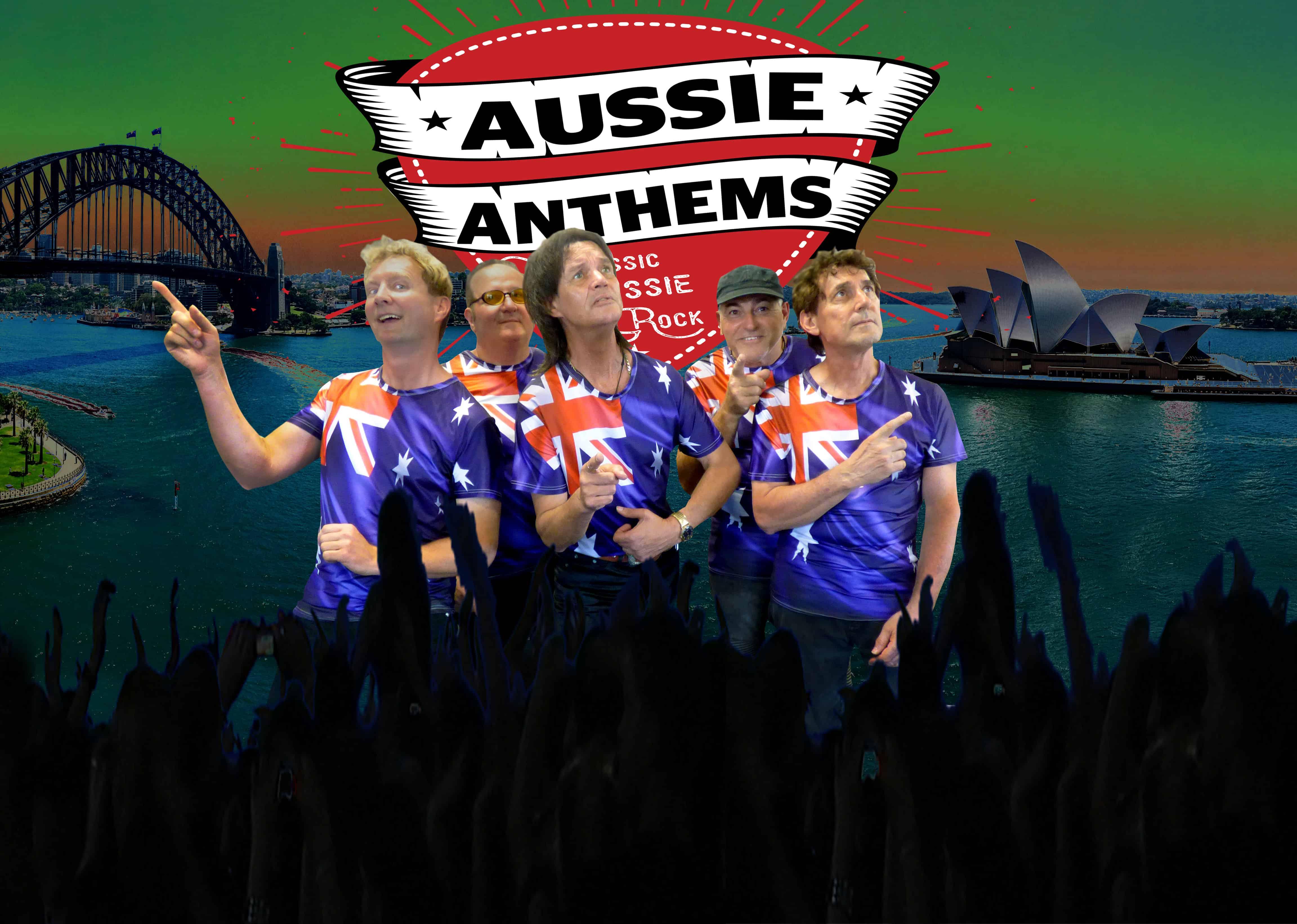 Classic Australian Rock Tribute Australia Day Entertainment