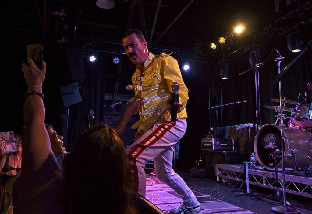 Queen Freddie Mercury Tribute Perth Australia
