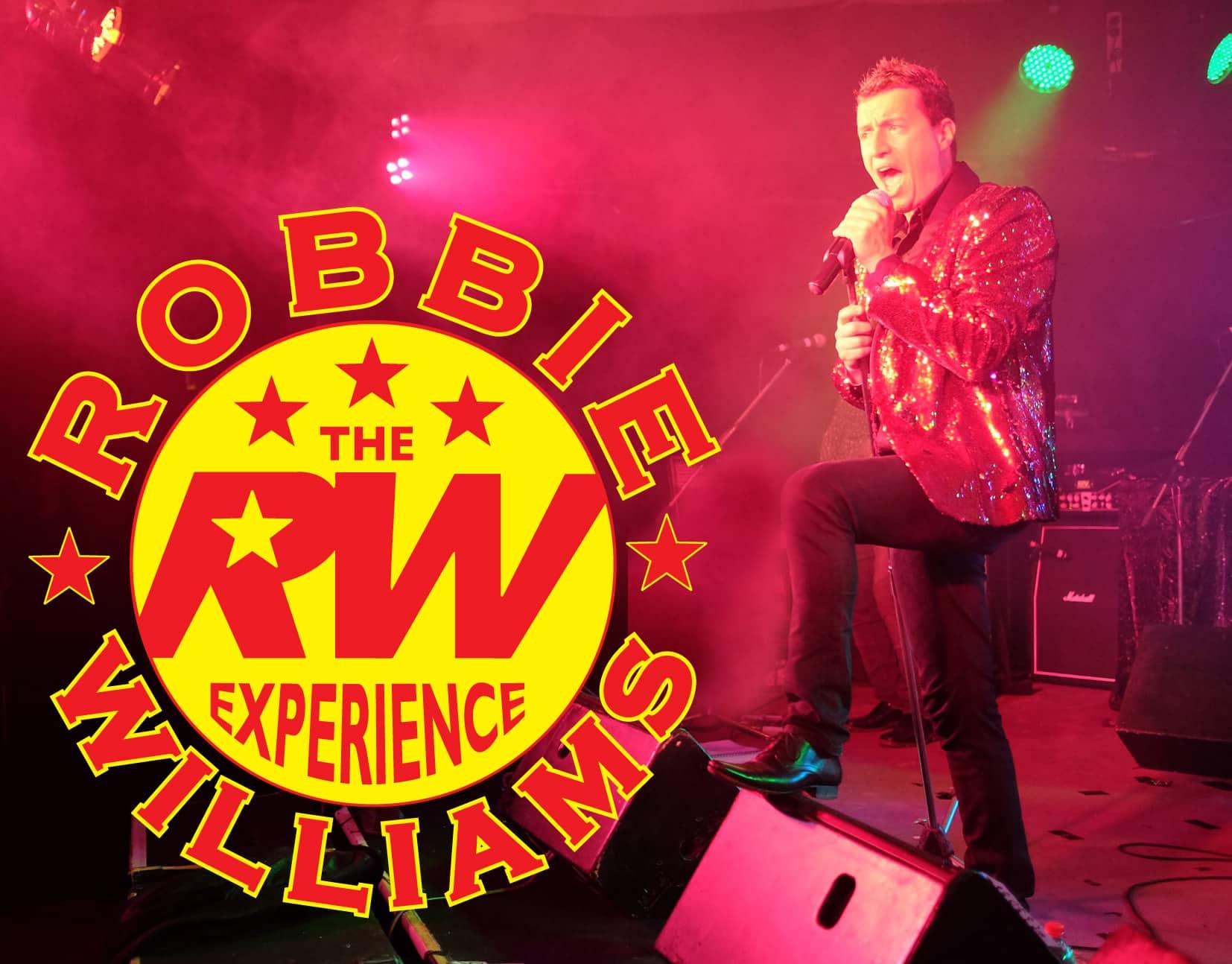 Robbie Williams Tribute Perth Australia