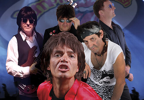 Jumping Jack Flash Rolling Stones Tribute Show Band